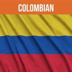 Buy Colombian coffee online.