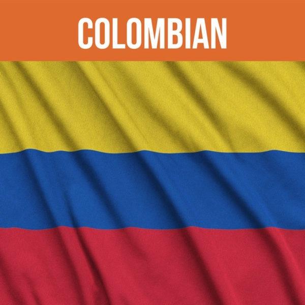 Buy Colombian coffee online.