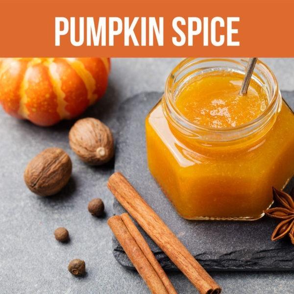 Buy pumpkin spice coffee online.